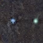 La cometa di Natale alla minima distanza dalla Terra