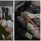 Innamorarsi in aereo durante la turbolenza: «Ci siamo stretti la mano». Il post su Facebook diventa virale