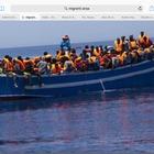 Migranti, l'Italia all'Europa: rivediamo trattato Dublino