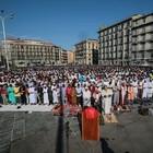 Napoli capitale dell'Islam, festa del sacrificio in piazza Garibaldi