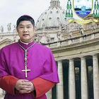 La Cina arresta un vescovo cattolico