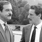 Ennio Fantastichini nei panni di Falcone, Giorgio Tirabassi è Borsellino. Il ricordo commosso dell'attore romano: «Ciao Ennio...»