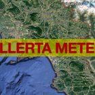 Mare agitato e raffiche di vento, proroga allerta meteo in Campania