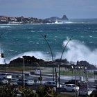 Meteo, scuole chiuse a Livorno per il forte vento
