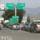 Lavori di manutenzione dei viadotti chiuso un tratto della Napoli-Salerno