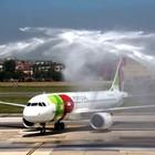 Festa a Capodichino: arriva Tap, voli low cost per il Portogallo