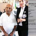 Il passeggero ha 123 anni, caos all'aeroporto e all'ufficio immigrazione: «È l'uomo più vecchio di sempre?»