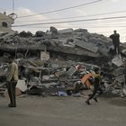 Gaza, fragile tregua dopo 460 missili