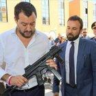 Salvini e il mitra pasquale, lo spin doctor Morisi nella bufera