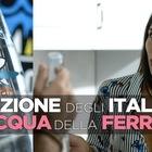 Acqua «Chiara» e benedetta Ferragni. Il video è virale