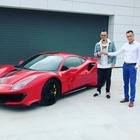 Napoli, l'ultimo gioiello di Hamsik: il capitano si regala la Ferrari 488