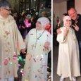 Aurora, 12 anni malata di cancro: prima comunione con D'Alessio