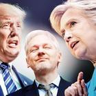 Arresto Assange, Trump si sfila:  «Non so nulla di Wikileaks»