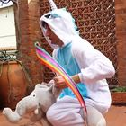 Ma quale «Pulcino Pio», ecco il nuovo tormentone: «L'Unicorno» conquista StraFactor Video