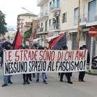 «Benevento, botte agli studenti  con gli adesivi antifascisti»