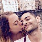 Megalizzi, lo strazio della fidanzata: «Tutta la mia vita sarà per lui»