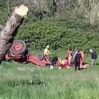 Agricoltore di 32 anni muore travolto dalla macchina per raccogliere fagioli