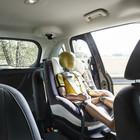 Sedili posteriori pericolosi in caso di incidente