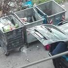 Buttavano rifiuti illegalmente: decine di multe a Napoli