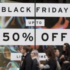 Black Friday, tutti gli sconti e le offerte dall'hi-tech all'abbigliamento