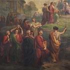 Teatro San Carlo, fondi da mecenati e Art Bonus per l'antico sipario