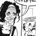 Napoli, il fumettista misterioso: «In miti i volti del centro storico»
