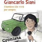 «Racconto il bimbo Giancarlo Siani per insegnare l'integrità ai piccoli»