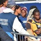 Nuovo sbarco di migranti: in mille domani in Calabria