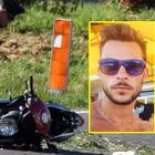 Scontro tra auto e moto, calciatore morto sul colpo
