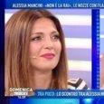 Alessia Mancini piange a Domenica Live: «Dietro le quinte mi hanno detto faccia di m...»