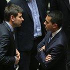 Di Maio contro Di Battista: vuole le elezioni per lavoro