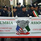 Sorrento, la New York Police Department Columbia Association in visita al Comune
