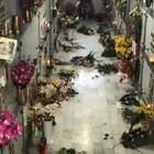 Nuovo furto al cimitero di Pagani  tre settimane dopo l'ultima volta