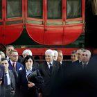 Festa della ferrovia, Mattarella torna a Pietrarsa per i 180 anni della linea