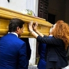 Le ultime parole del carabiniere: «Andrea aiutami, mi ammazza»