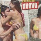 Cecilia Rodriguez e Ignazio Moser, estate bollente: «Dobbiamo stare appiccicati»