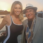Diletta Leotta, vacanza sexy in Sardegna. E a Porto Cervo l'incontro con Al Bano