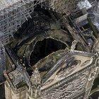 Notre Dame, ipotesi cortocircuito o mozzicone di una sigaretta