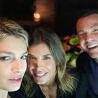 Emma Marrone, Tiziano Ferro ed Elisabetta Canalis: ecco il motivo dell'incontro