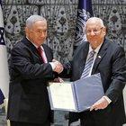 Rivlin affida a Netanyahu incarico formare governo