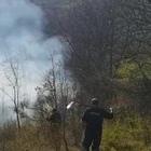 Boschi in fiamme in Irpinia, devastati 40mila mq di macchia