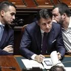 Vertice di Conte su conti pubblici Tria: «Sì a flat tax graduale»