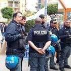 Arriva Di Maio a Mezzocannone,  disoccupati e polizia antisommossa