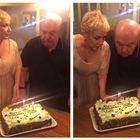 Lino Banfi, doppio compleanno con la figlia Rosanna: ecco cosa ha festeggiato
