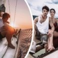 Andrea Damante e la dichiarazione d'amore su Instagram: «È per Giulia De Lellis»