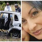Uomo e donna carbonizzati in auto, interrogato il compagno di lei