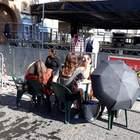 Casalnuovo, fan da mezza italia per i the Kolors: il sindaco apre le porte del Comune