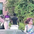 Saccheggiato l'ex canapificio,  i volontari svuotano gli uffici