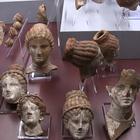 «Sacra Neapolis» alla Pietrasanta: due mostre tra miti, storia e vulcani