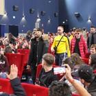 Giffoni Experience, Don Joe incontra gli studenti: «Seguite la vostra passione»